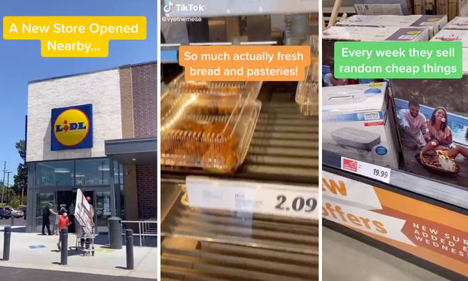 Lidl opens in the US and people are seriously exicted