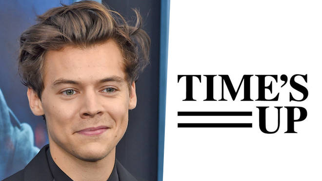 Harry Styles Donated A Huge Sum To Time's Up
