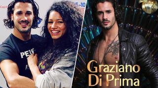 Vick Hope's 'Strictly Come Dancing' Partner Graziano Di Palma