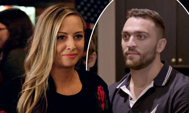 Jessica Batten has claimed Mark slept with another woman on Love is Blind