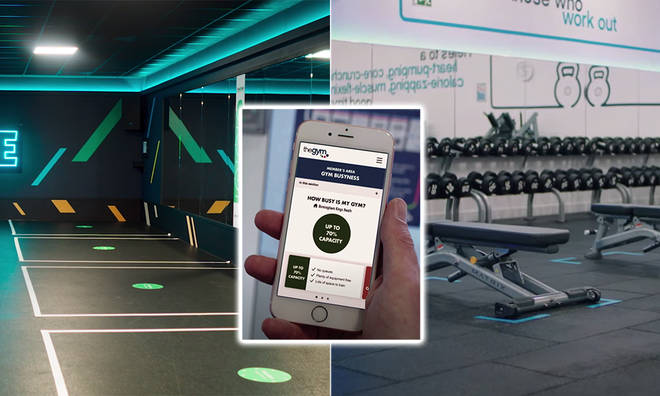 Gyms are set to look different once they open their doors again
