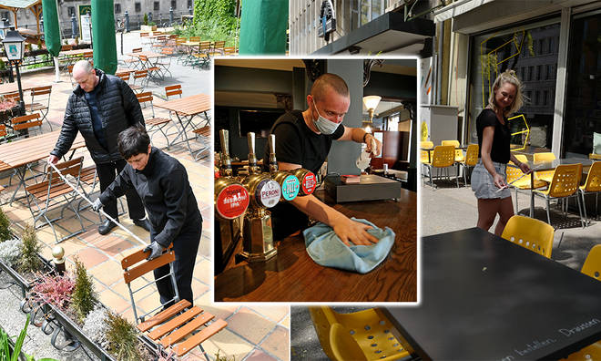 Bars, pubs and eateries will have a 'new normal' with new strict rules