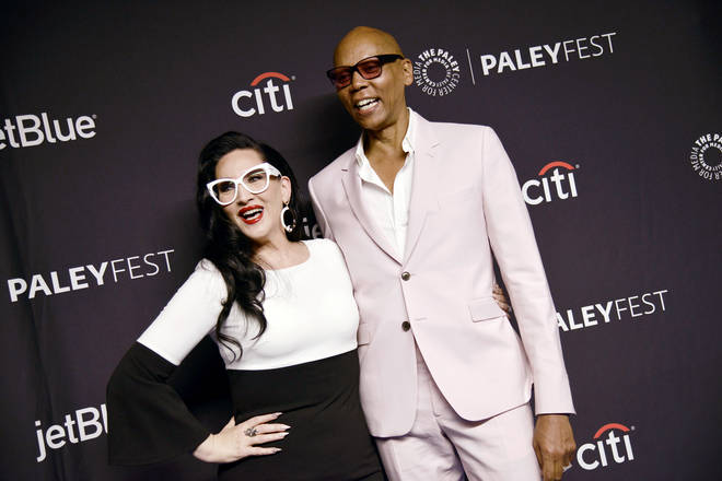 Michelle Visage stars as a judge on RuPaul's Drag Race