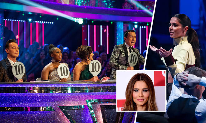 Cheryl has Bruno Tonioli's backing to replace him on Strictly 2020