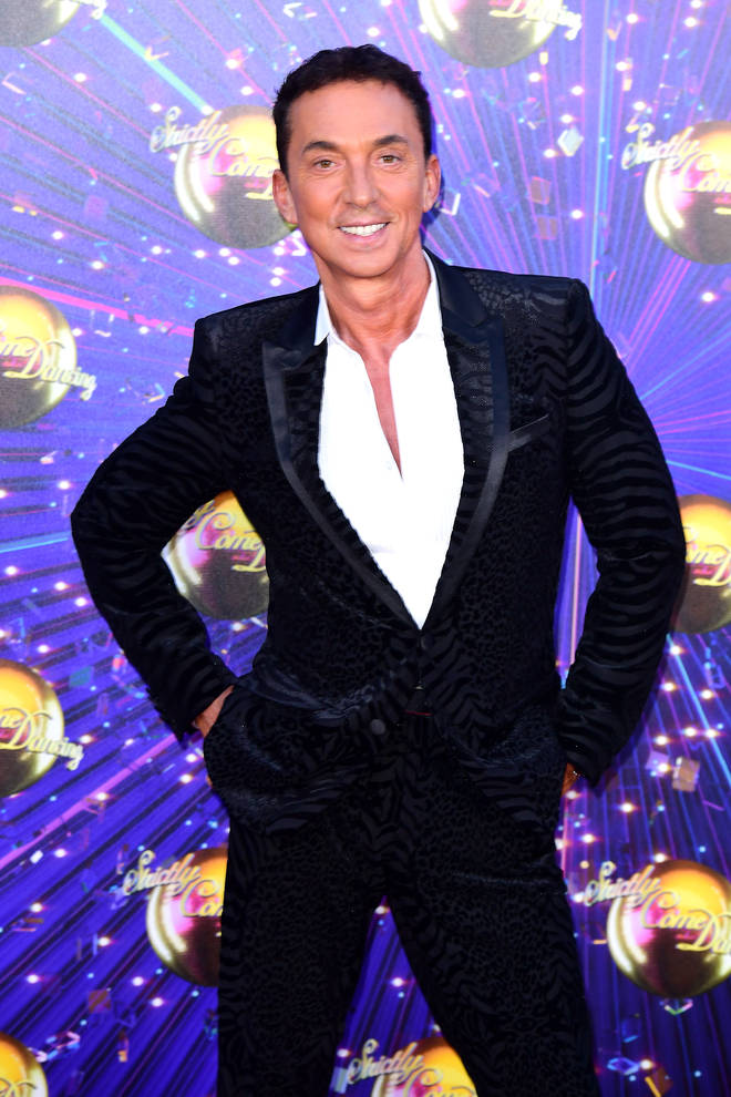 Bruno is unable to take part in this year's Strictly due to coronavirus travel restrictions