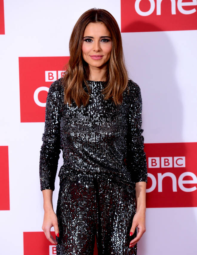 Cheryl was a judge on The Greatest Dancer for two series before it was axed