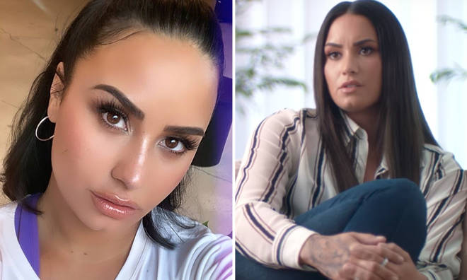 Demi Lovato will bare all in the YouTube docuseries.