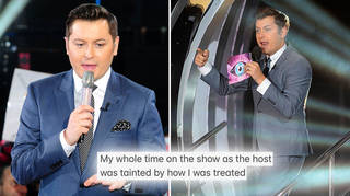 Brian Dowling said his time hosting Big Brother 'was tainted'