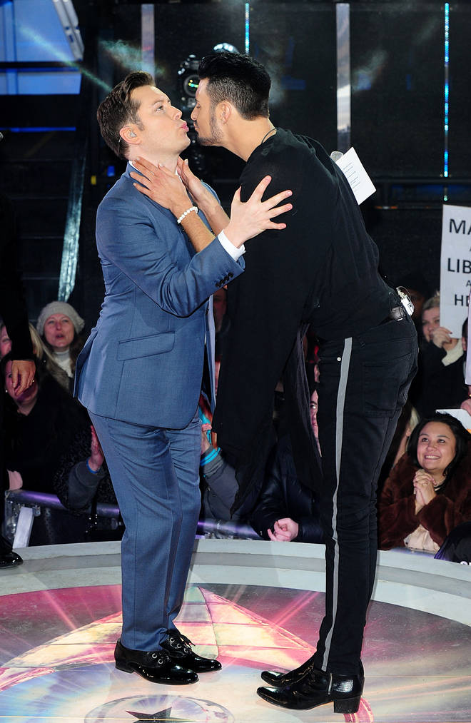 Rylan Clark-Neal said he holds his interview with Brian Dowling 'dear to me'