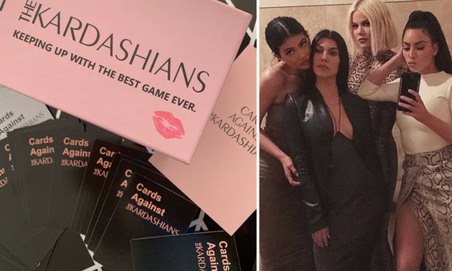 Cards Against Kardashians is not for the faint hearted!