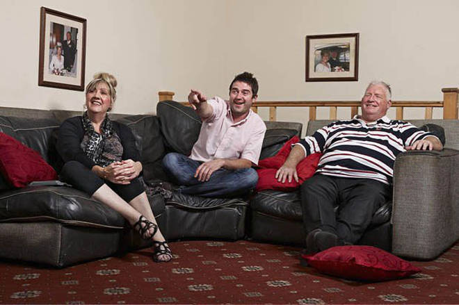 George Gilbey left Gogglebox for Big Brother