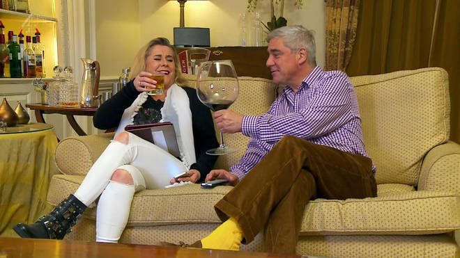 Steph and Dom were a firm favourite on Gogglebox