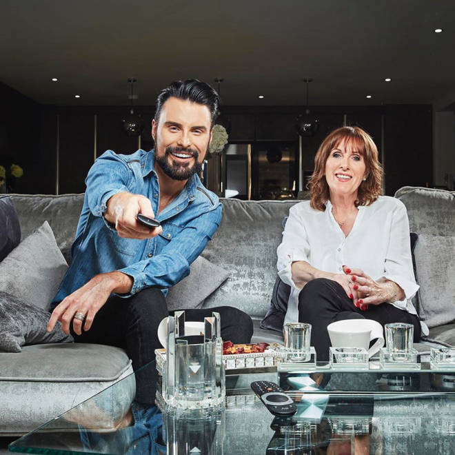 Rylan Clark-Neal is back on Celebrity Gogglebox with his mum Linda