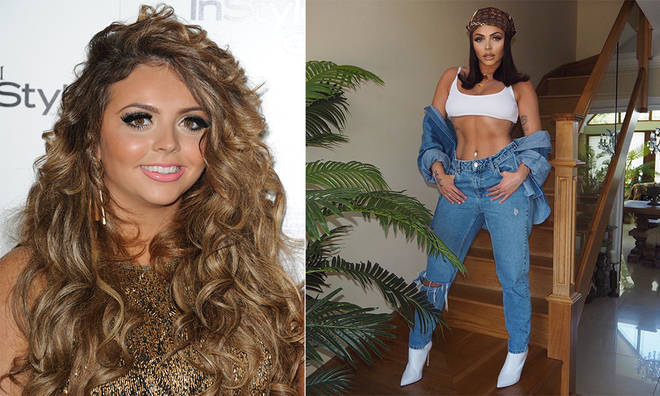 Jesy Nelson's before and after pics prove her numerous iconic hairstyles over the years