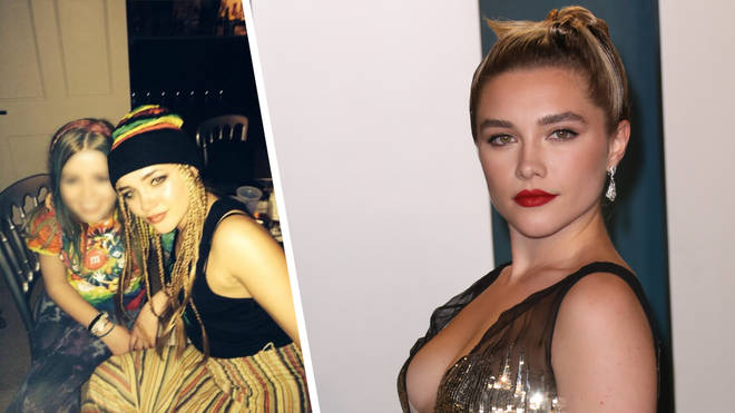 Florence Pugh apologised for wearing cornrows at the age of 17