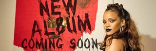 Rihanna's New Album Is On The Way
