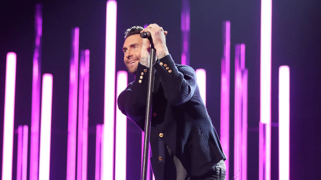Maroon 5 2016 American Music Awards