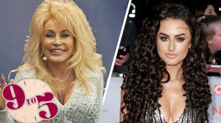 Dolly Parton and Amber Davies '9 to 5': The Musical