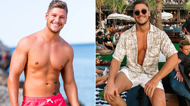 Love Island's Dom Thomas caught a lot of the girl's attention