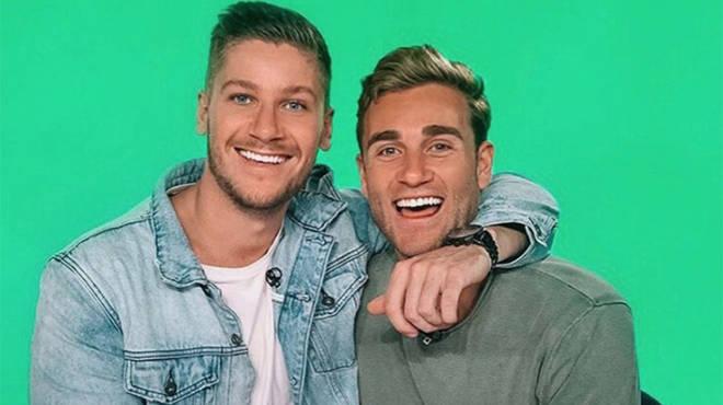 Love Island Australia's Dom and Josh struck up a bromance