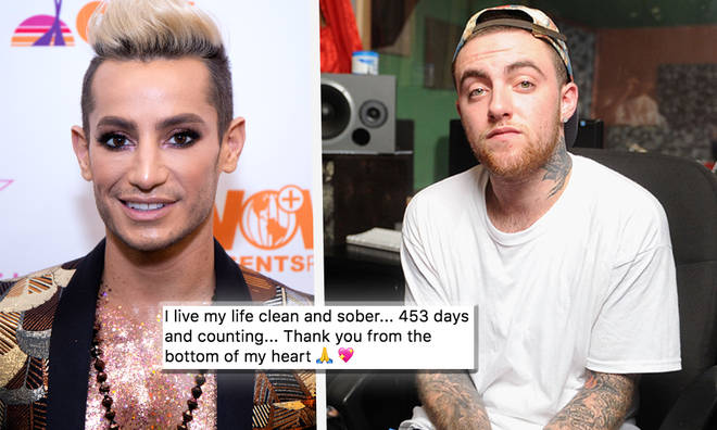 Frankie Grande Thanks Mac Miller For Helping Him Go To Rehab In Heartfelt Tribute