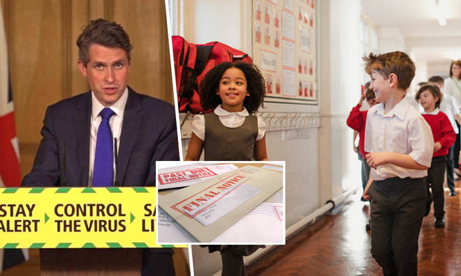 Parents could face a penalty for not sending their kids to school from September