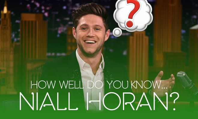 How Well Do You Know Niall Horan?
