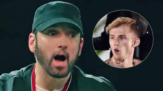Eminem Reveals Real Reason He Dissed Machine Gun Kelly