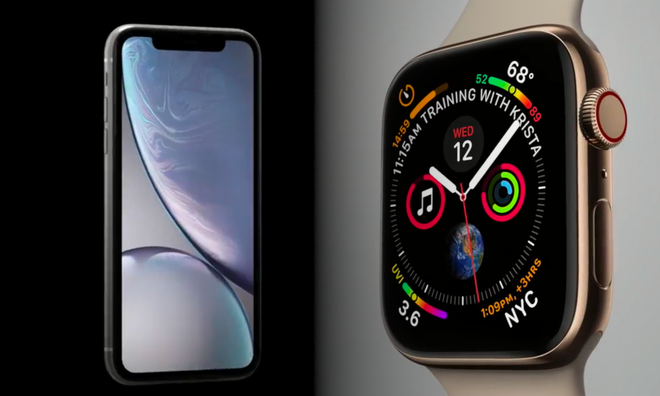 best website 8753d 48b8e Network: iPhone XS Max 64GB And Apple Watch Series 4 Terms And ...