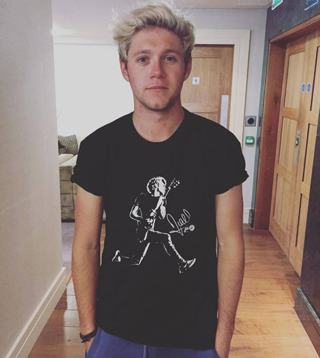 Niall Horan In 2016