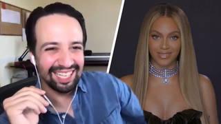 Lin-Manuel Miranda wants Beyoncé to star in his next musical
