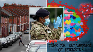 Leicester is the first city to have a local lockdown and police will enforce it
