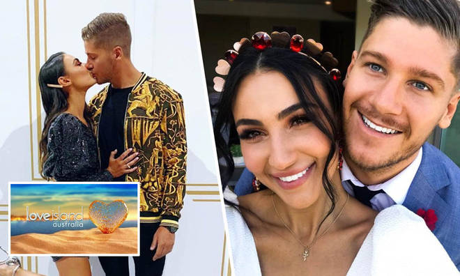 Tayla Damir and Dom Thomas dated for less than a year after Love Island Australia