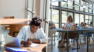 GCSE and A-level pupils can sit exams in autumn