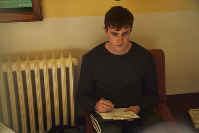 Paul Mescal plays Connell in Normal People
