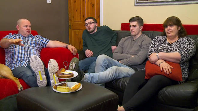 The Malones are a favourite family on Gogglebox