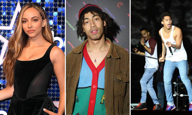 Rizzle Kicks' Jordan Stephens is dating Jade Thirlwall