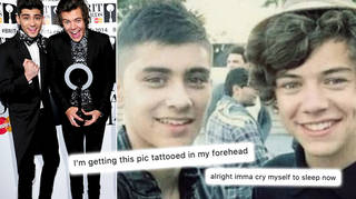 Zayn Malik and Harry Styles met each other before 1D formed in 2010