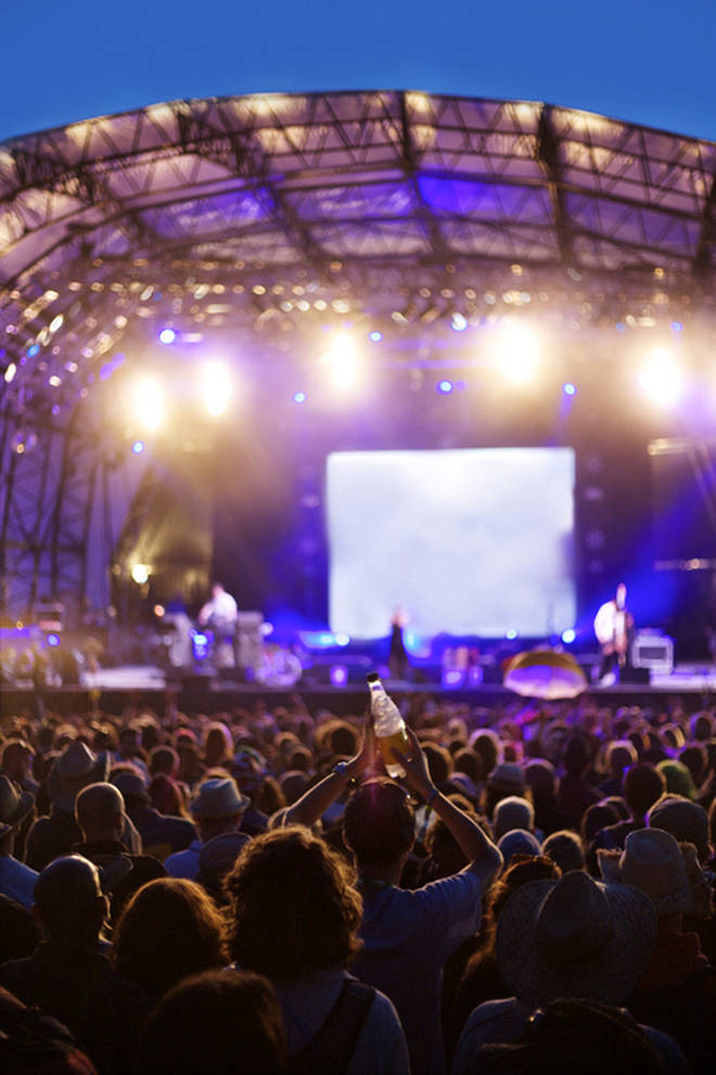 Live music gigs and festivals are at risk of losing thousands of staff