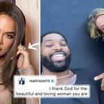 Khloe Kardashian finally responds to Tristan Thompson engagement rumours