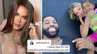 Khloe Kardashian finally responds to Tristan Thompson engagement rumours