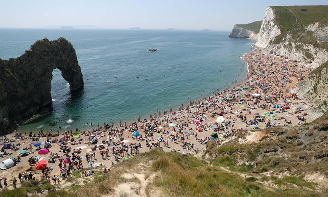 Holidaymakers have been given the green light of where they can travel from July 10