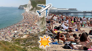 A huge list of countries has been officially approved as holiday locations you can travel to
