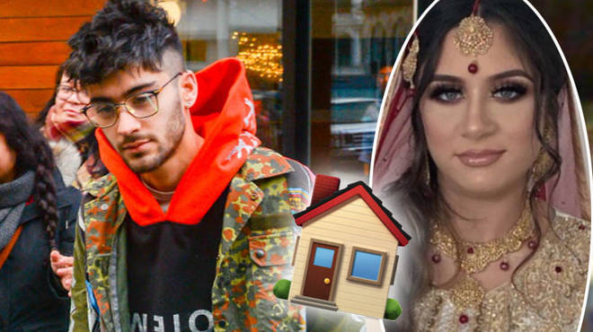 Zayn Malik has bought his sister a house for her new family