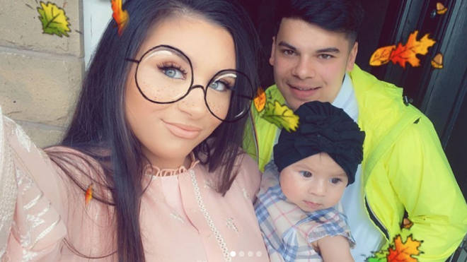 Safaar Malik welcomed her first baby in January this year
