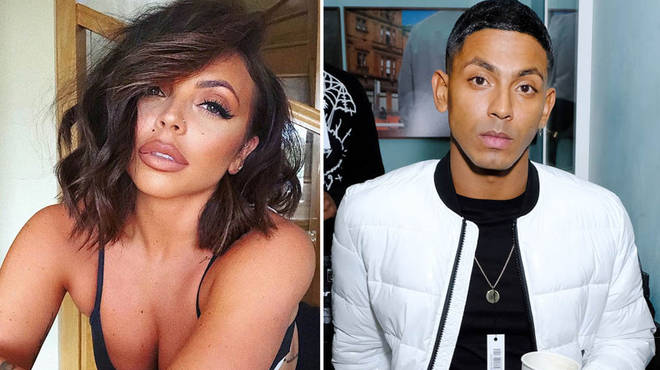 Jesy Nelson has responded to rumours she's dating Sean Sagar
