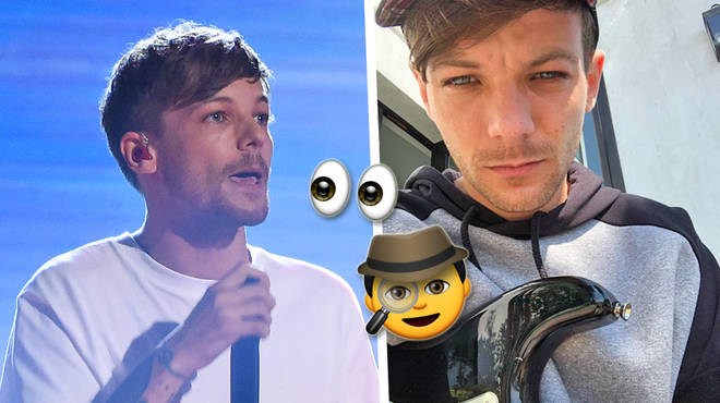 Louis Tomlinson Fans Think He's Working With Nile Rodgers
