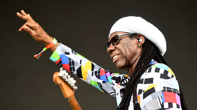 Nile Rodgers Has Been Linked To Working With Louis Tomlinson