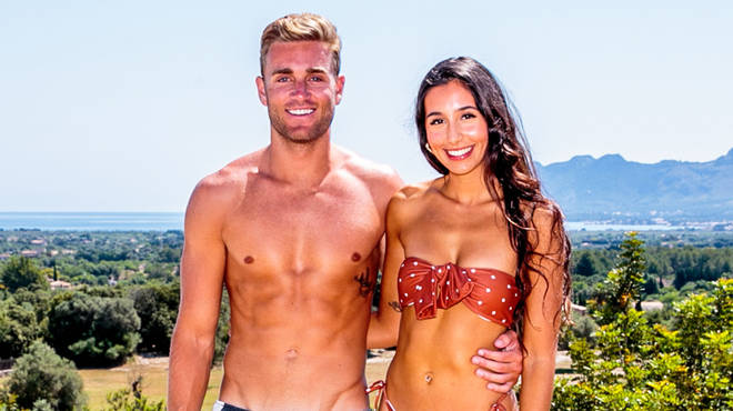Amelia Plummer coupled up with Josh Moss on Love Island Australia