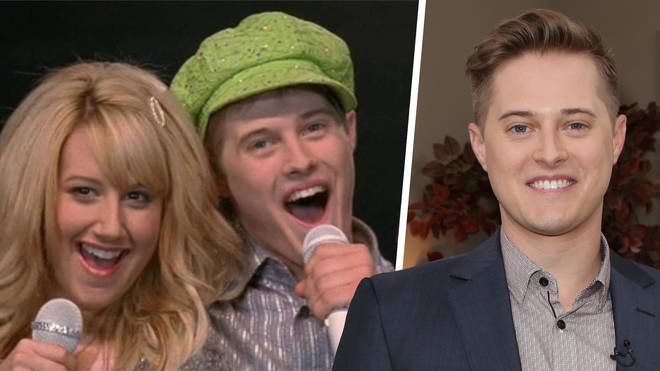 Lucas Grabeel said he wouldn't reprise the role of HSM's Ryan